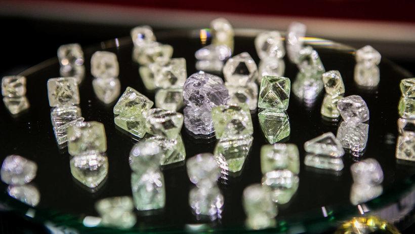 Добыча алмазов в Архангельской области по итогам 2016 года превысит 5,4 млн карат