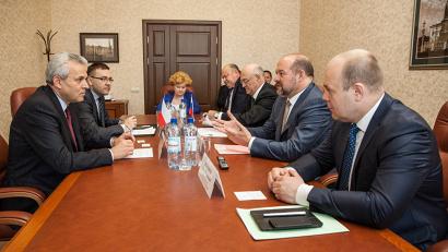 Игорь Орлов и Карел Кюнл обсудили перспективы дальнейшего сотрудничества Архангельской области и Чешской Республики