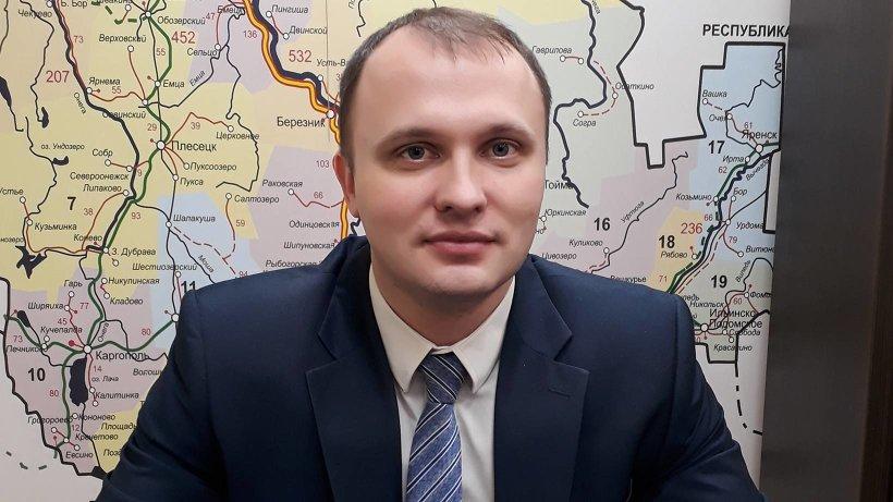 Министр природных ресурсов и ЛПК Александр Ерулик