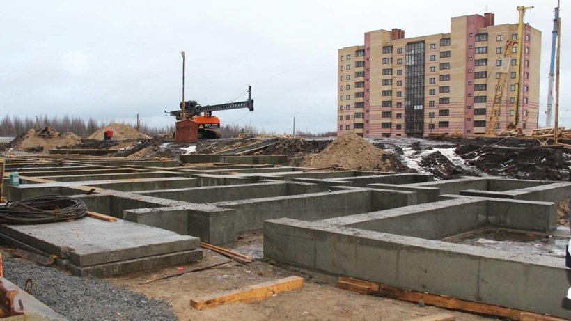 Сегодня в областном центре строятся шесть новых домов по программе переселения