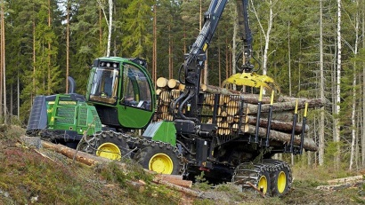 На устьянской земле будут состязаться лучшие лесорубы России на самой современной технике