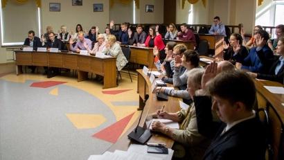 29 северян вступили в члены Российского союза молодёжи