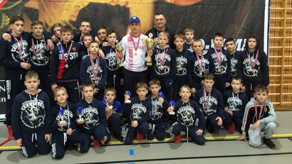 Спортивный клуб «Олимп» базируется во Дворце детского и юношеского творчества Архангельска