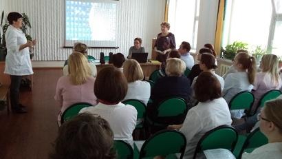 В обсуждении практических мер борьбы с туберкулезом приняли участие медики всех поликлиник Северодвинска