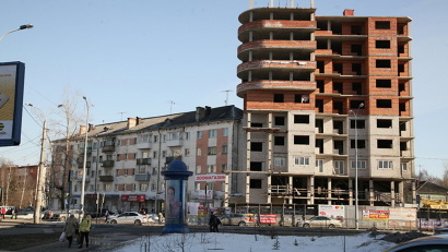 ЖК «Дом на площади» в Архангельске