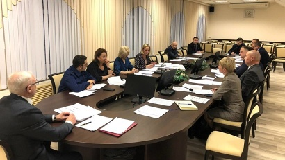 Заседание прошло под председательством заместителя прокурора Архангельской области Сергея Акулича