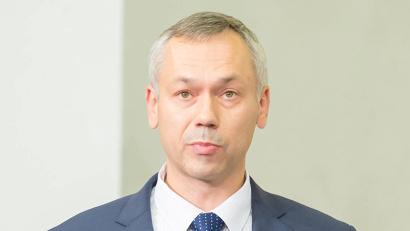 Заместитель полномочного представителя Президента в СЗФО Андрей Травников. Фото Гинтараса Шлекты