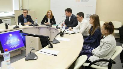 Общественное обсуждение программы благоустройства проходило в режиме видеоконференции