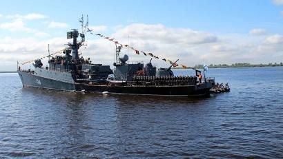 День Военно-Морского Флота – праздник, особо любимый жителями области с её славной военно-морской биографией и традициями судостроения