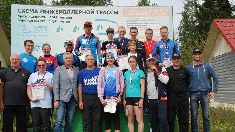 Фото: Федерация лыжных гонок и биатлона Архангельской области
