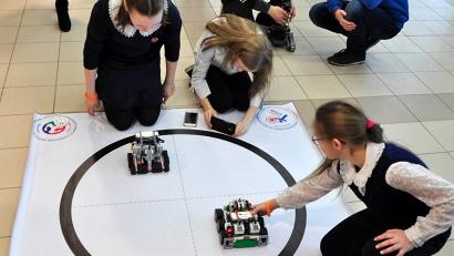 Техническое творчество является одним из приоритетных направлений развития дополнительного образования