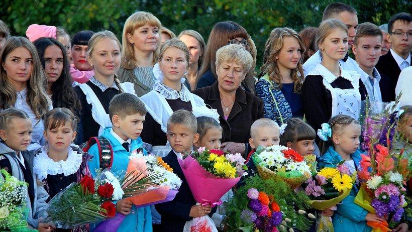 В этом году в школы Архангельской области пойдёт 122 тысяч детей