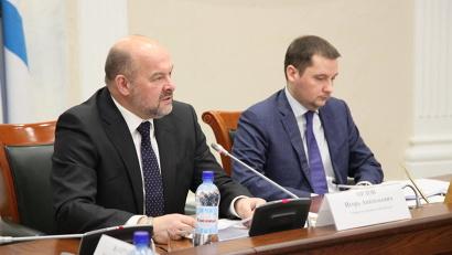 Игорь Орлов и Александр Цыбульский