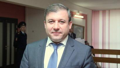 Генеральный директор аэропорта Архангельск Ваге Петросян