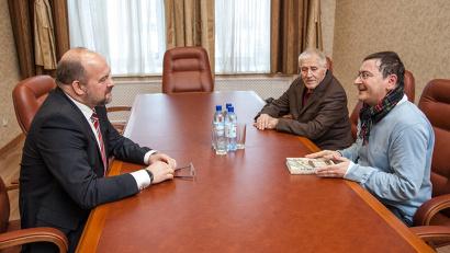 Бруно Виане: «Дружба между Россией и Францией начинается здесь, в Архангельске».
