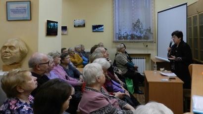 Автор представит свои новые рассказы и ответит на вопросы северян