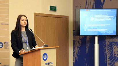 Кластерный подход в решении социальных задач позволяет решить целый ряд проблем, подчеркнула руководитель проекта Юлия Ковалева.