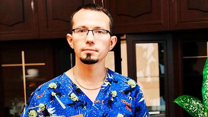 Дмитрий Никуличев. Фото пресс-службы АОКБ