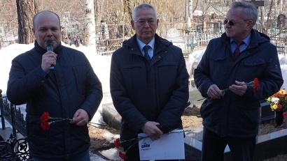 Виктор Иконников: «Надеюсь, что нынешние студенты-радисты смогут сохранить память о Борисе Львовиче, который жил и работал в нашем городе»