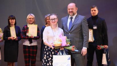 Ольга Ковалева - победитель конкурса «Учитель года-2018»