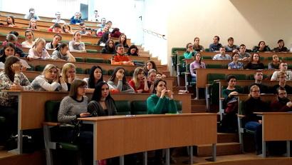 Сегодня эти студенты учатся по целевому направлению, чтобы завтра вернуться в родной район квалифицированными докторами