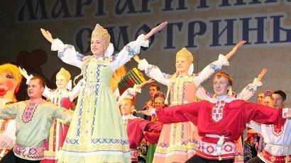 Праздник народного искусства по праву считают душой Маргаритинской ярмарки
