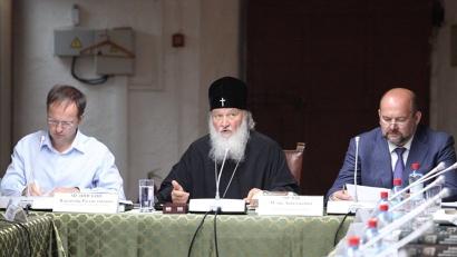 Традиционное августовское совещание по развитию архипелага, состоялось под председательством Патриарха Московского и всея Руси Кирилла