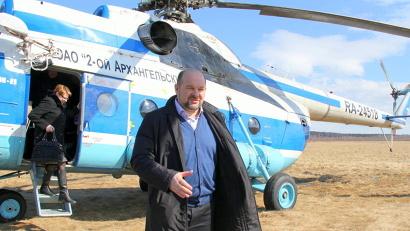 Стратегия развития региональных перевозок - уникальная программа обеспечения транспортной доступности для тысяч жителей Архангельской области