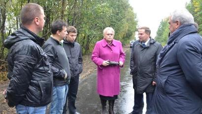 В Архангельске в этом году отремонтировано 16 километров дорог