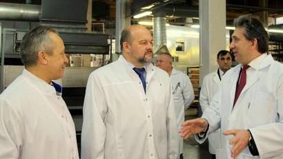 Игорь Орлов: «Это пример высокотехнологичного производства, новый шаг в хлебопечении»
