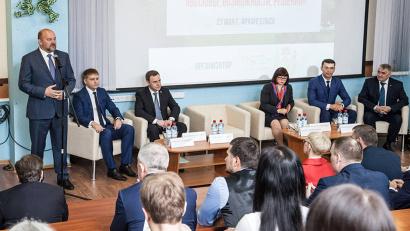Игорь Орлов «Сегодня бизнес может внятно и ответственно вести диалог с властью»