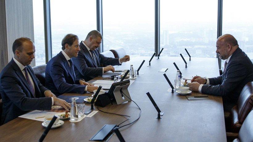 Фото: пресс-служба Министерства промышленности и торговли Российской Федерации