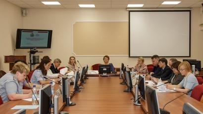 Заседание межведомственной комиссии по делам несовершеннолетних