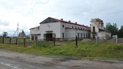 Соловецкая дизельная электростанция. Её электричество - одно из самых дорогих в области