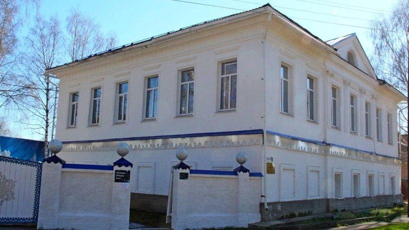 Резиденцию Матушки Зимы в Яренске открыли в 2012 году