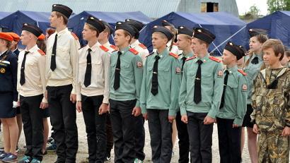 Команду, занявшую первое место, ждёт участие в межрегиональных соревнованиях юных спасателей
