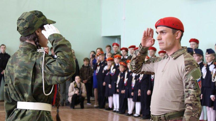 В Архангельской области открыто 22 зональных центра патриотического воспитания