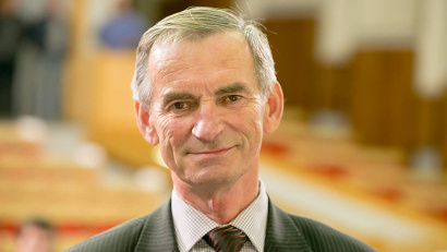 Председатель общественной палаты Архангельской области Александр Таран