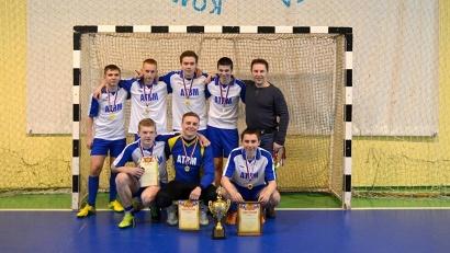Архангельская команда будет представлять Северо-Западный федеральный округ в финале «Бронзовой лиги»