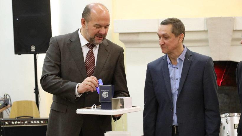 Игорь Орлов и Тим Дорофеев