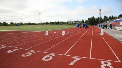Игорь Орлов: «Стадион в Северном округе – один из лучших спортивных комплексов не только в Архангельске, но и в области»