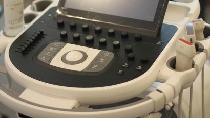 УЗИ-аппарат экспертного класса позволяет делать исследования на высочайшем уровне