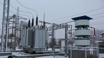 Проведенная реконструкция позволит значительно увеличить мощности подстанции