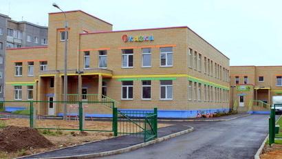 Благодаря новому детскому саду места получили все дети Коряжмы от полутора лет. Фото газеты «Коряжемский муниципальный вестник»