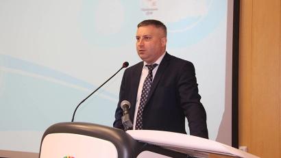 Глава Северодвинска Игорь Скубенко