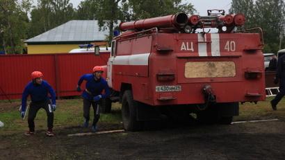 Фото: служба спасения имени И.А. Поливаного