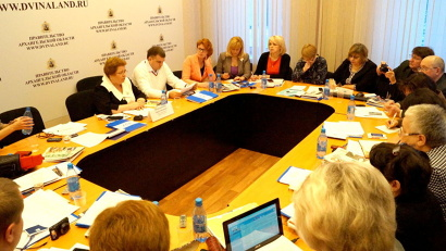 За круглым столом с министром собрались редакторы «районок»