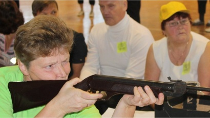 Спартакиада – не только шанс завоевать медаль или кубок, но и возможность провести время активно и с пользой