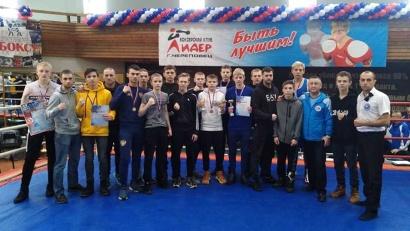 На первенстве СЗФО по боксу спортсмены Архангельской области завоевали 12 медалей