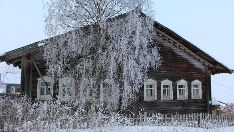 Кильцу отличают сохранившиеся до наших дней старинные северные дома